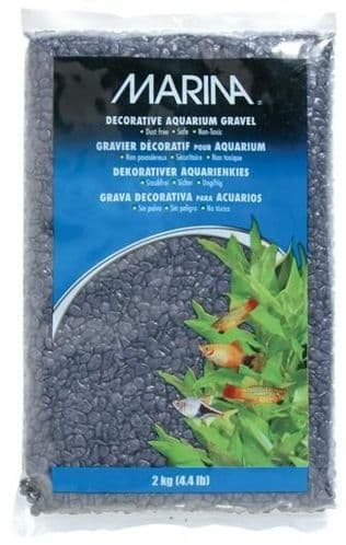Marina Decorative Aquarium Gravel Purple 2kg